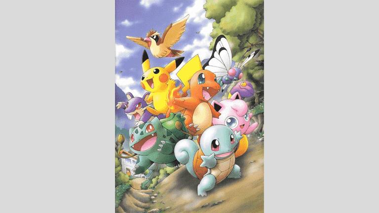 few nicknames for some specific Pokémon