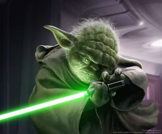 yoda quotes about living a positive life